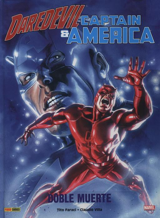Daredevil & Capitán América: Doble muerte