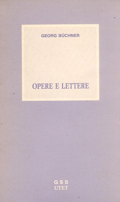 Opere e Lettere