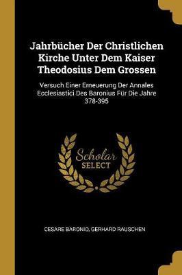 Jahrbücher Der Chri...