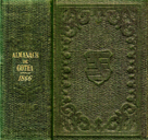 Almanach de Gotha. Annuaire diplomatique et statistique pour l'année 1866