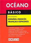 Océano Básico Diccionario Español- Francés/ Français- Espagnol