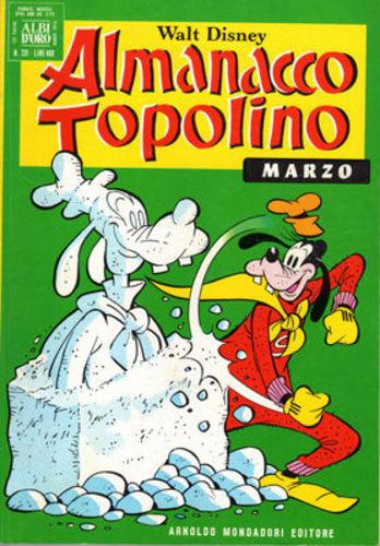 Almanacco Topolino n. 231