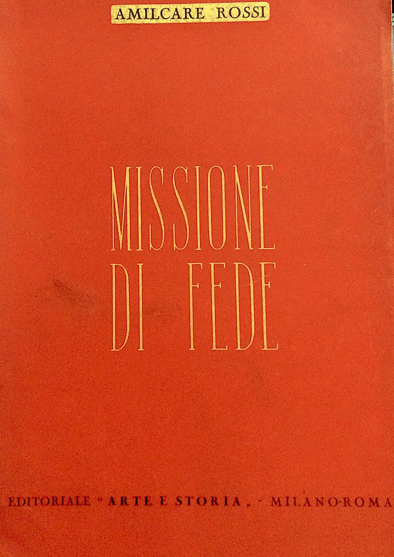 Missione di fede