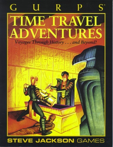 Gurps Time Travel Adventures