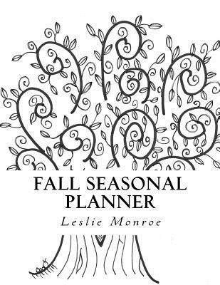 Fall Seasonal Planner
