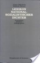 Lexikon nationalsozialistischer Dichter