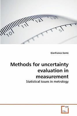 Methods for uncertainty evaluation in measurement
