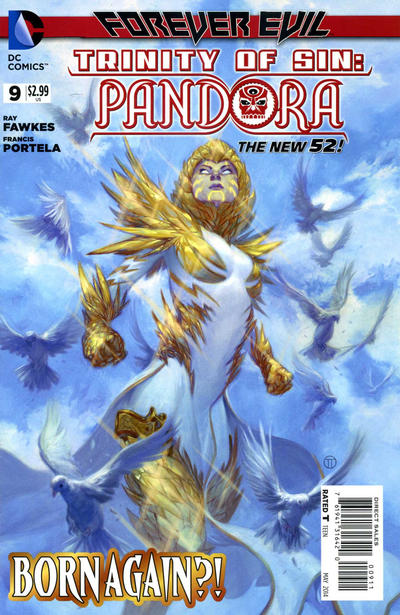 Trinity of Sin: Pandora Vol.1 #9