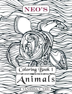 Neo's Coloring Book 1