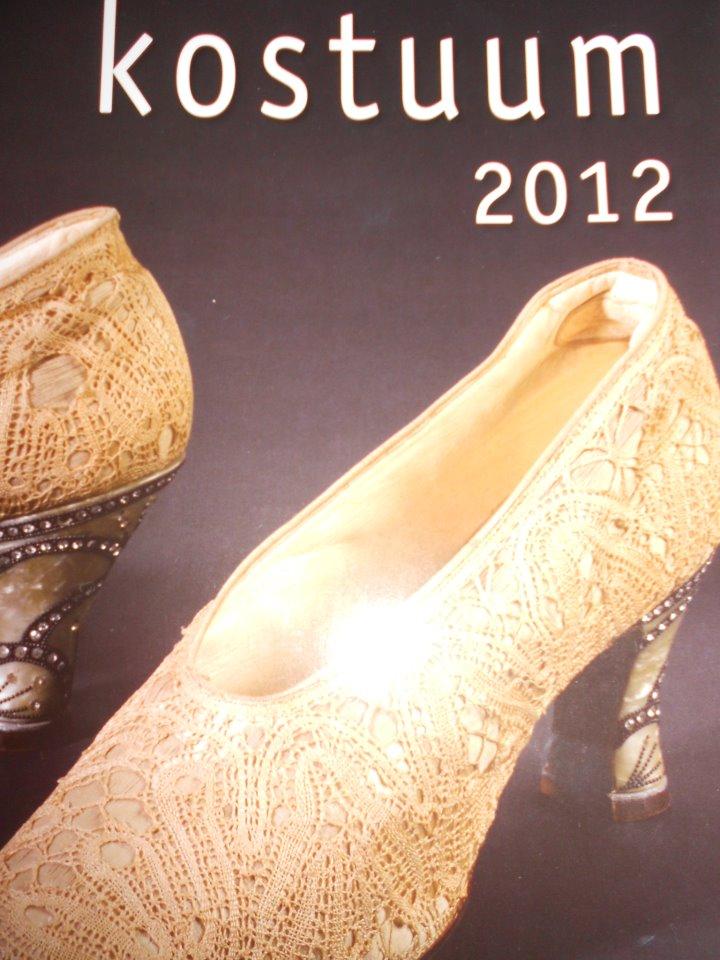 Jaarboek Kostuum 2012