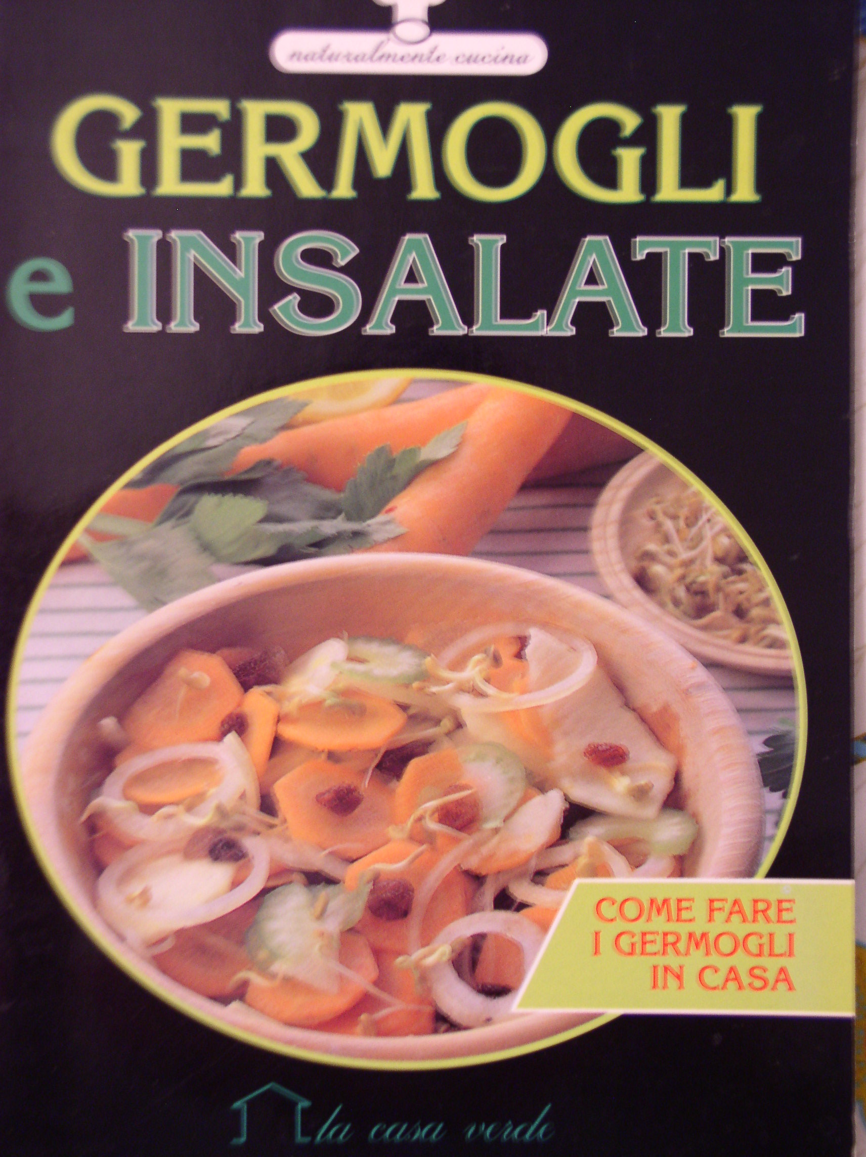 Germogli e insalate