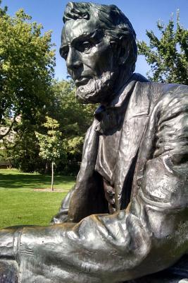 Abraham Lincoln Statue Journal