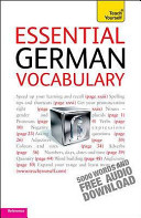 Essential German Voc...