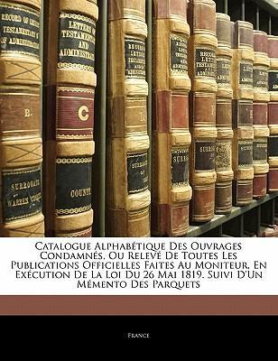 Catalogue Alphabéti...