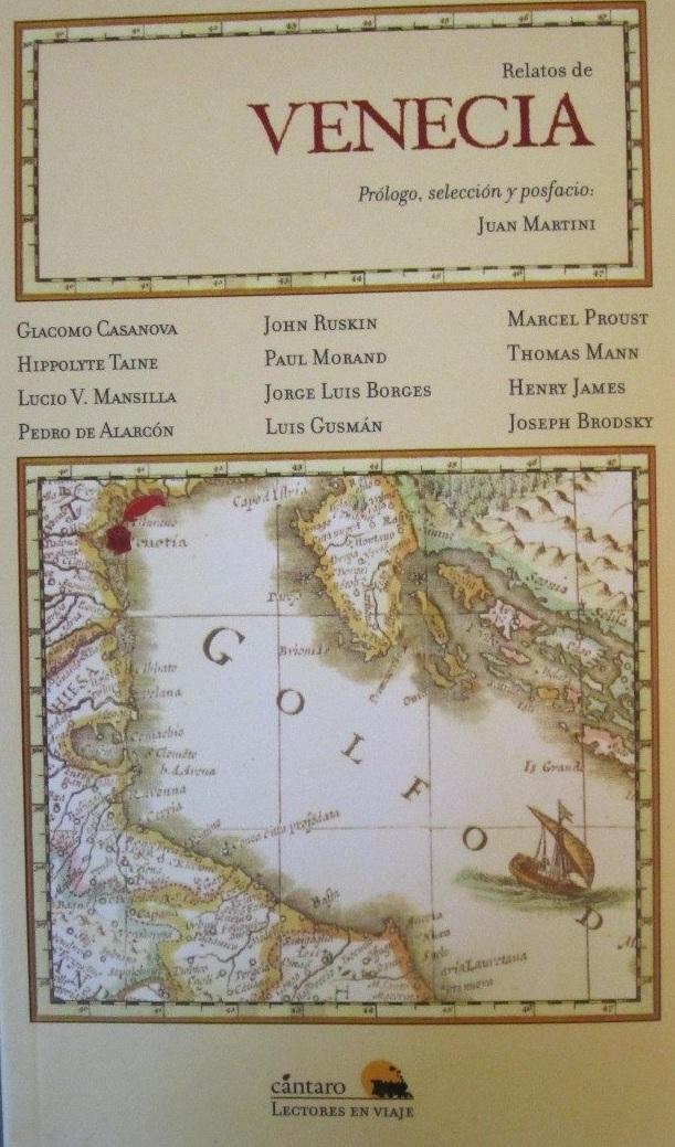 Relatos de Venecia