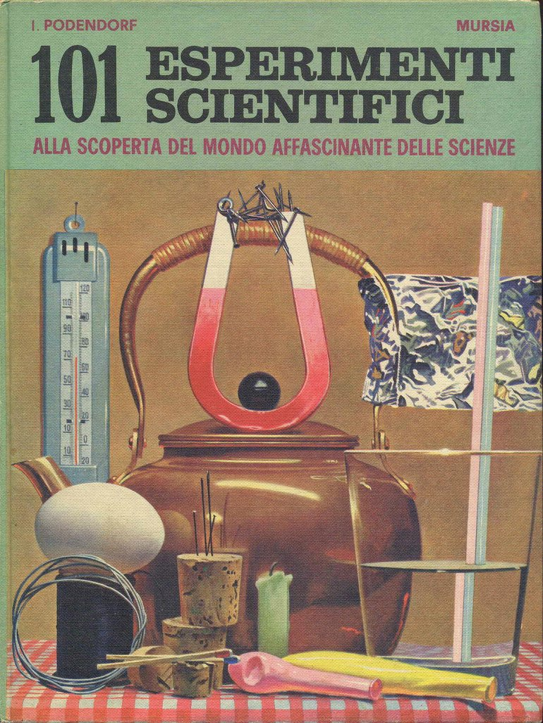 101 esperimenti scientifici
