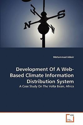 Development Of A Web-Based Climate Information Distribution System