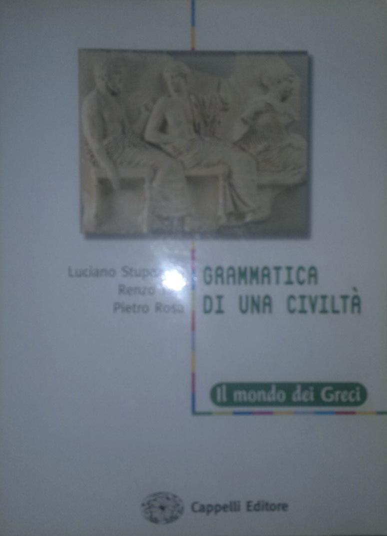 Grammatica di una civiltà