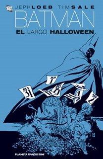 Batman: El largo Hal...