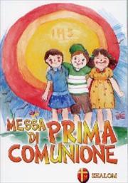 La messa di prima comunione