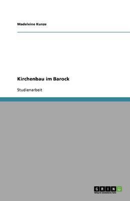Kirchenbau im Barock