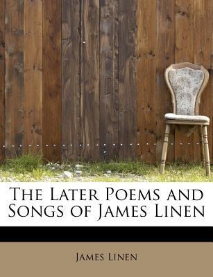 The Later Poems and ...