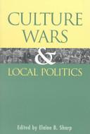Culture Wars and Local Politics (PB)