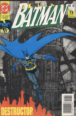Batman Vol.II, #69