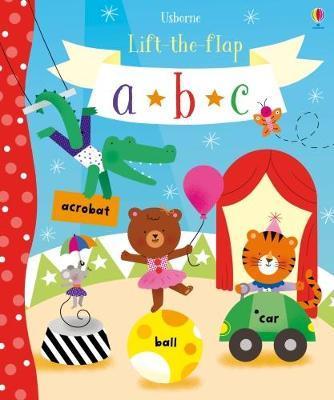 Lift the flap. ABC