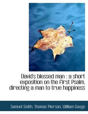 David's blessed man