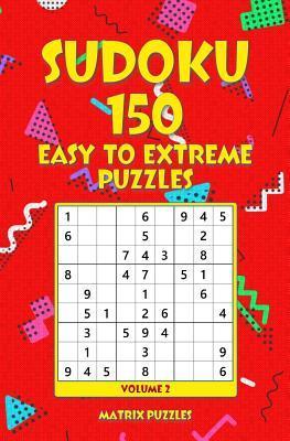 SUDOKU 150 Easy to E...