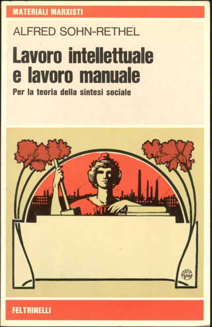 Lavoro intellettuale e lavoro manuale