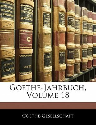 Goethe-Jahrbuch, Volume 18