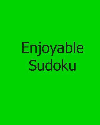 Enjoyable Sudoku