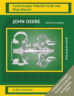 John Deere 6081H Euro Combine RE508480