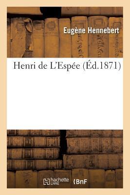 Henri de L'Espee