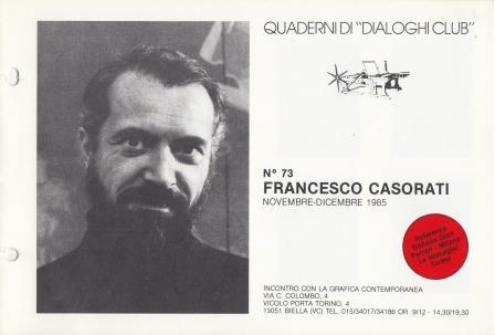"""Quaderni di """"Dialoghi Club"""" n. 73, novembre-dicembre 1985"""