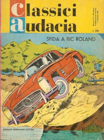 Sfida a Ric Roland