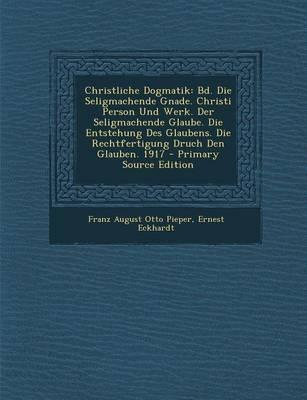 Christliche Dogmatik