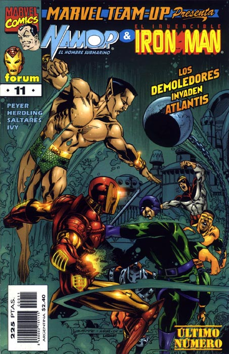Marvel Team-Up Vol.1 #11 (de 11)