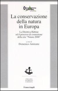 La conservazione della natura in Europa