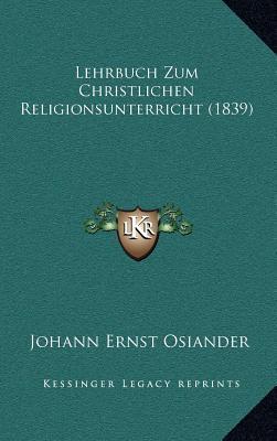 Lehrbuch Zum Christl...