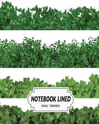 Notebook Lined Leave...