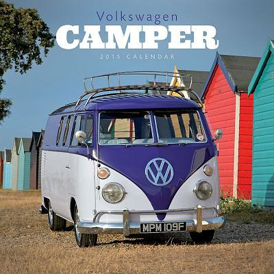 Volkswagen Camper 2015 Calendar