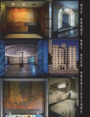 NYC Bronx Art Deco Architecture