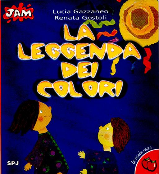 La leggenda dei colori