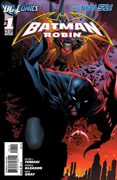 Batman and Robin Vol...