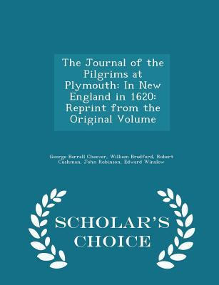 The Journal of the Pilgrims at Plymouth