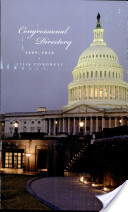 Official Congressional Directory, 2009-2010