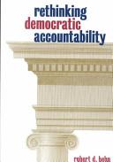 Rethinking Democratic Accountability